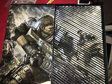 Skin vinilo Decal Vinyl Xbox One GEARS OF WAR 4 CALIDAD 100% ACABADO ALTO BRILLO