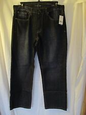 NWT Men's U.S. POLO ASSN. CLASSIC STRAIGHT JEANS W:36 L:30, Faded Blue