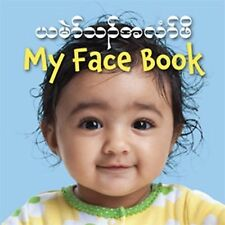 My Face Book (Burmese/English) by Star Bright Books (2011, Hardcover)