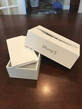 VERY NICE APPLE iPHONE 5 16GB BOX ONLY EXCELLENT CONDITION #2!