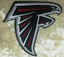 "Atlanta Falcons NFL 3.5"" Iron On Embroidered Patch ~USA Seller~FREE Ship!"