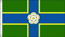 5' x 3' North Riding of Yorkshire Flag England English County The Ridings Banner