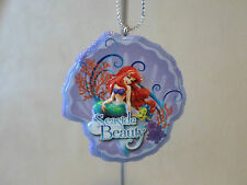 "Disney Little Mermaid Ariel Resin Ornament By Kurt S. Adler~1 1/2"" X 1 1/2"", NEW"