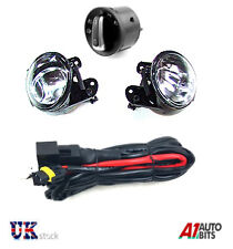 VW PASSAT 3C 2006 - 2009 FOG LIGHTS LAMPS AND WIRING LOOM & SWITCH FULL SET KIT