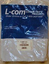 L-com CMB24-2M IEEE-488 GPIB HPIB 2 meter cable NEW