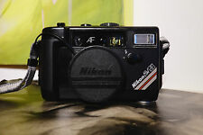 Rare fast Nikon L35 AW AF 35mm F2.8 All Weather Underwater Film Camera [Exc++]