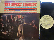 ► The Sweet Chariot  (Columbia CL 2061) (Mono) (Golden Chords, Nathaniel Lewis)
