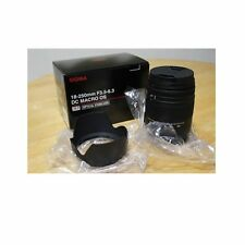 Sigma 18-250mm F/3.5-6.3 DC MACRO OS HSM f3.5-6.3 Lens for Nikon