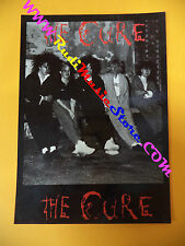 CARTOLINA PROMOZIONALE POSTCARD THE CURE Heroes 10x15 cm no cd dvd lp mc vhs