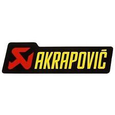 Akrapovic Logo Sticker  200 x 60mm P-HST1AL*