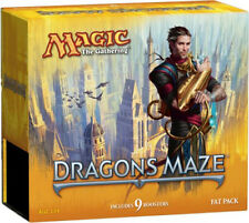 Dragon's Maze Fat Pack  - ENGLISH - Sealed - Brand New - MTG MAGIC ABUGames
