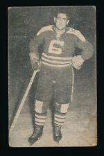 1952-53 St Lawrence Sales (QSHL) #101 JACK HAMILTON (Shawinigan) Maple Leafs