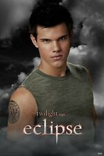 TWILIGHT SAGA ECLIPSE JACOB TAYLOR LAUTNER NEW MOVIE POSTER 22x34 FREE SHIPPING