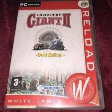 Industry Giant II: Gold Edition PC GAME NO MANUAL