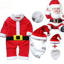 Boys Girls Koala Kids Infant Santa Claus Suit/90/cm Christamas for Gift New Hot