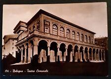 BOLOGNA - TEATRO COMUNALE - ANNI '30