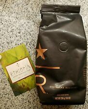 NEW Starbucks Reserve Ethiopia Kayon Mountain Farm Whole Bean Coffee 250g/8.8oz