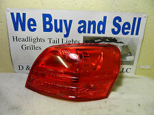 NISSAN ROGUE 2008-2012 RIGHT/PASSENGER SIDE OEM TAIL LIGHT