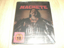 Machete Blu-Ray Steelbook NEU