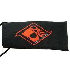Wicked Sports Paintball Barrel Cover / Sock - WS Logo - Black