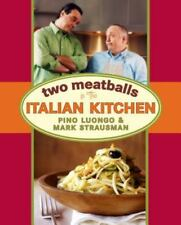 Two Meatballs in the Italian Kitchen Books