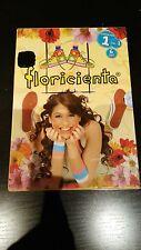FLORICIENTA TEMPORADA 1 VOLUMEN 1 - 6 DVD EDICION ESPAÑOLA 12 CAPITULOS + EXTRAS