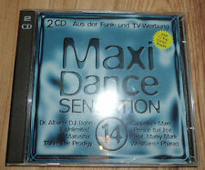 Maxi Dance Sensation 14 (2 CD, Compilation, 1994)