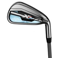 New 2015 Womens Callaway XR 5-SW Iron Set Ladies flex Graphite Irons 5-PW+SW