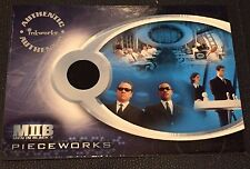 MEN IN BLACK 2 MIB II Inkworks Pieceworks COSTUME Card AGENT SUIT PW1 Will Smith