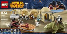 LEGO - 75052 - STAR WARS - CANTINE MOS EISLEY  - NEUF ET SCELLÉ - NEW AND SEALED