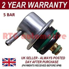 5.0 5 BAR UNIVERSAL FUEL PRESSURE REGULATOR REPLACEMENT UPGRADE INJECTION CARS