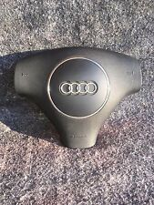 2002-2006 Audi A4 Black Steering Wheel Air Bag