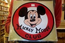 "Mickey Mouse Club Mouseketeers Mickey Mouse March 10"" new picture disc vinyl RSD"