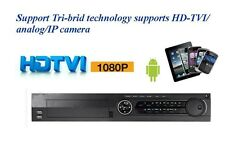 32Channel 32 CH TVI Hybrid DVR HDMI System Security Home Surveillance Camera