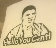 Harvey price decal , hello you c*nt Funny sticker jdm drift