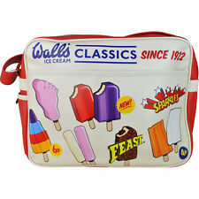 Wall's Ice Cream Classics Lolly Lollies Retro Vintage Shoulder Messenger Bag 518