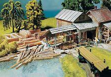 Faller 180589 H0 Holz-Sortiment, Stämme, Balken, Bretter, Neuware