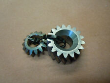 03-12 Suzuki DRZ125 DRZ125L Crank Shaft Drive Primary Gear Set