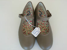 Dance Tap Shoes by Capezio Girls or Womens Size 4.5M Tan with buckle