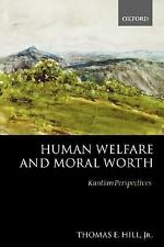 Human Welfare and Moral Worth: Kantian Perspectives-ExLibrary