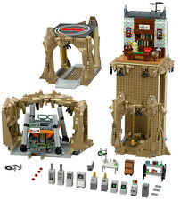 INCOMPLETE LEGO CLASSIC TV SERIES BATCAVE 76052 SET no figs/vehicles cave only