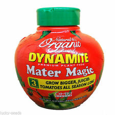 Organic Tomatoes Plant Food Fertilizer ( Dynamite Mater Magic ) - 0.675 Lb.