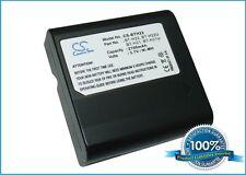 Batería Para Sharp Vl-ah131e Vl-e750u Vl-e610s Vl-a111 Nuevo Reino Unido Stock