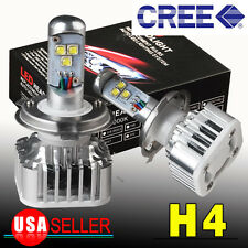 YITA -2x  LED Cree Kit Headlight Hi/Lo H4 HB2 9003 6000K 60W 8000LM Whilte Bulbs