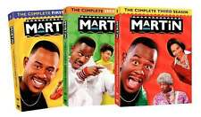 Martin Lawrence: TV Show Series Complete Season 1 2 3  Collection DVDs  NEW