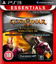 God OF WAR COLLECTION VOLUME 2 ~ PS3 (in ottime condizioni)