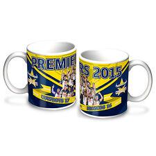 2015 PREMIERS Premiership NRL North Queensland Cowboys Coffee Mug NRL15020B