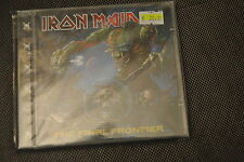 CD IRON MAIDEN THE FINAL FRONTIER EMI 2010