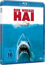 Blu-ray DER WEISSE HAI # v. Steven Spielberg, Roy Scheider, Robert Shaw ++NEU