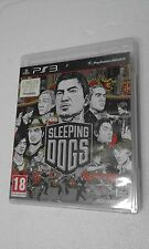 PS3 SONY PLAYSTATION 3 SLEEPING DOGS - SQUARE ENIX -